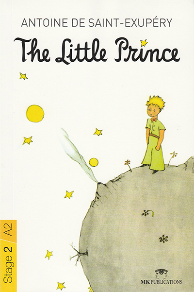 an analysis of the little prince and the role of antoine de saint exupery